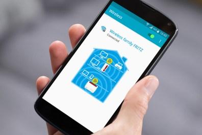 Zarzadzaj swoja siecia bezpiecznie pzrez smartphon