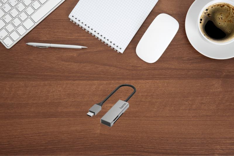Czytnik kart SD i microSD