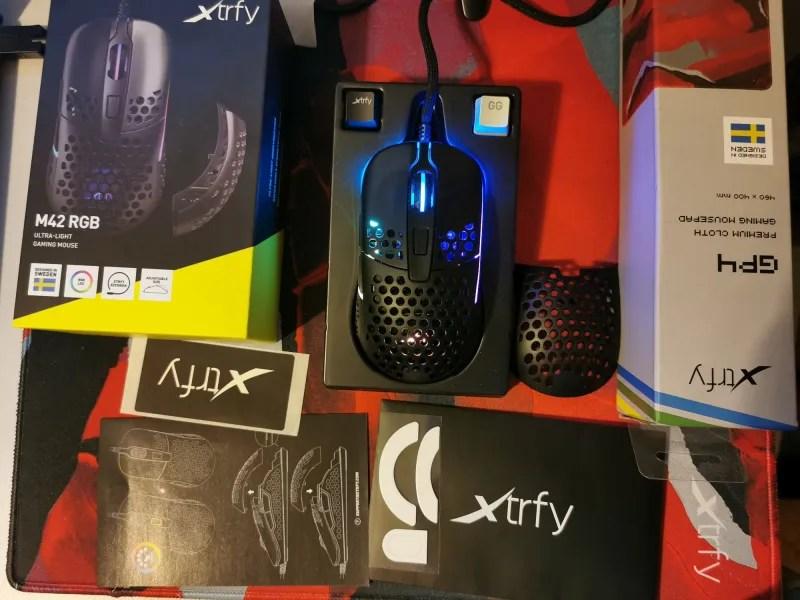 Xtrfy M42 RGB