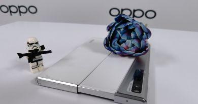 OPPO X 2021 – koncept
