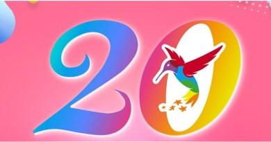 ADATA 20th