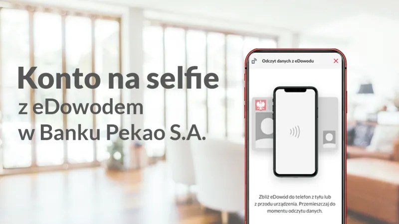Konto na selfie