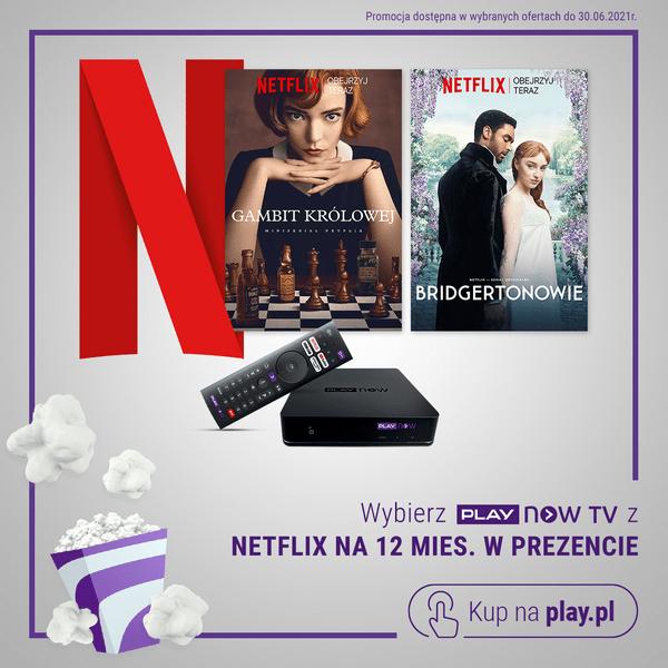 Netflix - Play