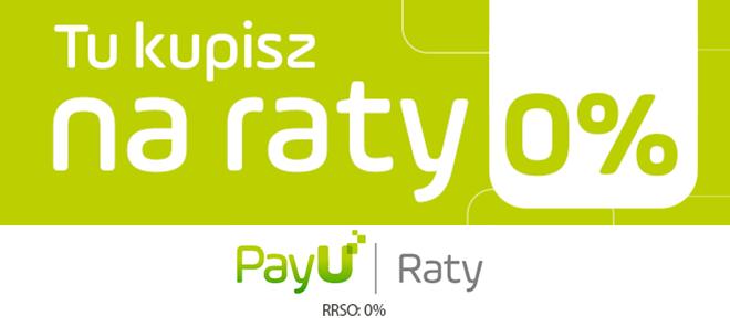 36 rat 0% PayU