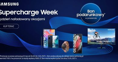Samsung Supercharge Week