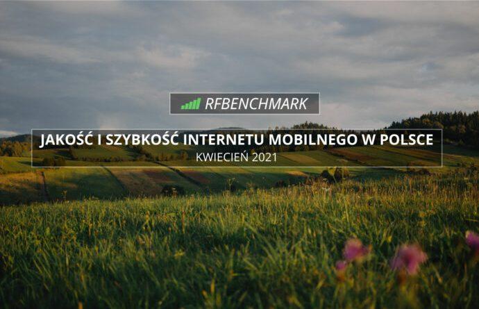 RFBenchmark.pl kwiecień 2021