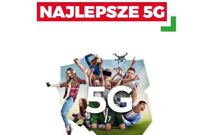 Plus 5G