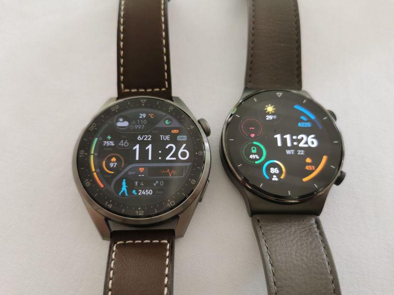 Huawei P30 Pro & Huawei Watch 3 Pro Elite