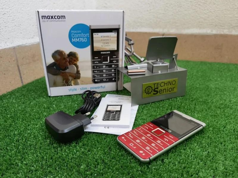 Maxcom Comfort MM760