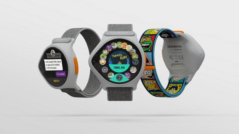 NickWatch - smartwatch