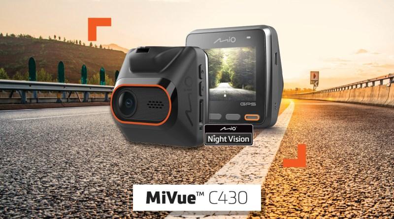 Mio MiVue C430