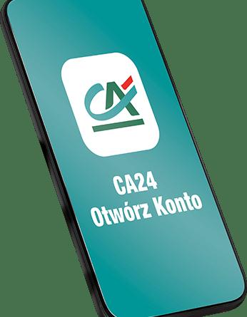 CA24 Otwórz Konto
