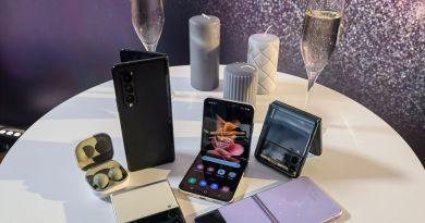 Galaxy Z Fold3 5G & Galaxy Z Flip3 5G