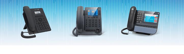 Biznesowe telefony IP Alcatel-Lucent Enterprise