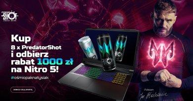 zapłacić mniej za laptopy Acer