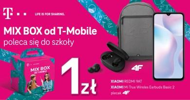 T-Mobile MIX BOX
