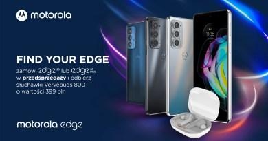 Motorola edge 20 pro oraz Motorola edge 20