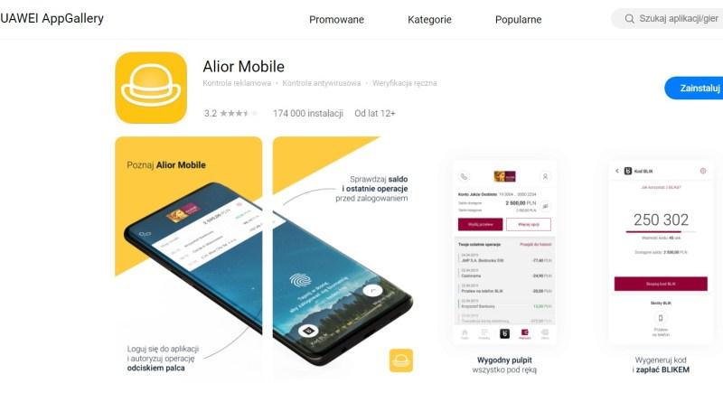 Alior Mobile