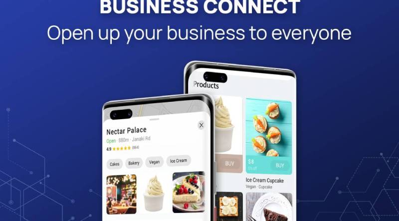 Huawei Business Connect