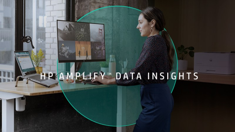 HP Amplify Data Insights