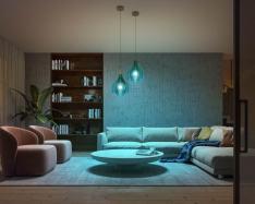 Philips Hue WCA smart bulbs 75W