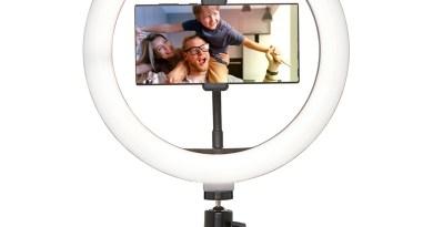 Platinet Ring Lamp