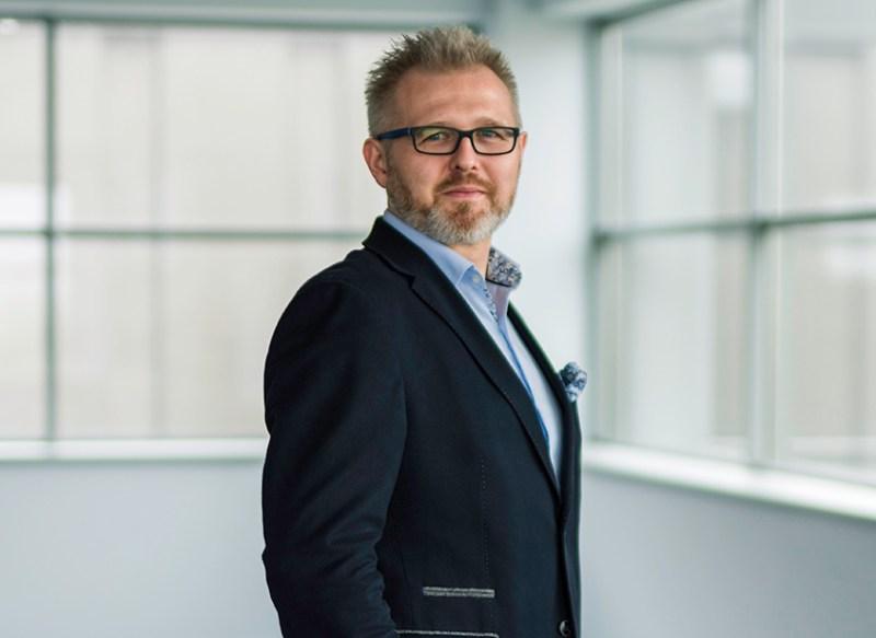 Robert Czarniewski, CFO Polcom