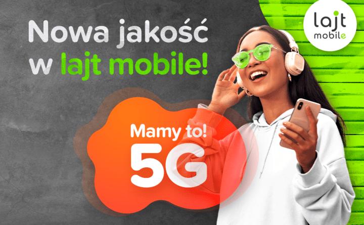 lajt mobile 5G