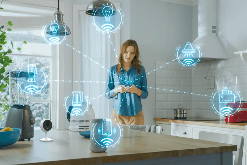smart home / Inteligentny dom