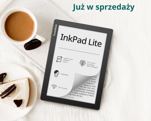 PocketBook InkPad Lite