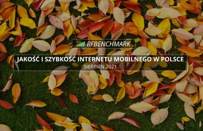 RFBenchmark wrzesień 2021
