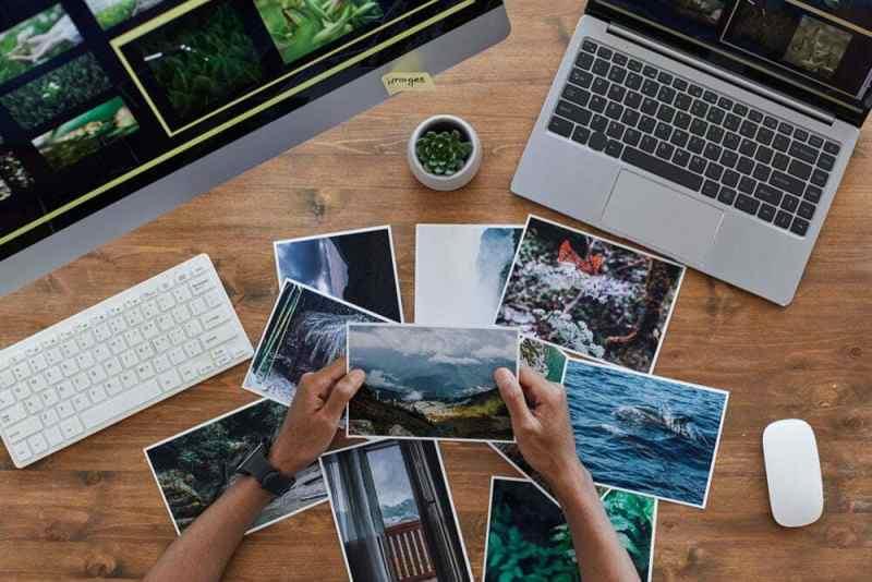 Fotografìa y diseño