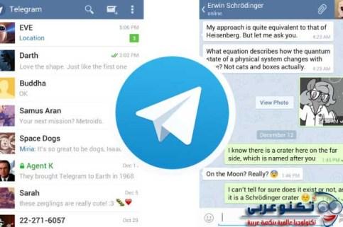 Telegram 2015