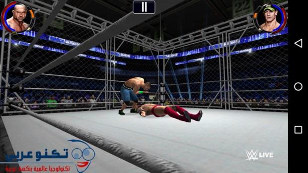 تحميل لعبة WWE 2K