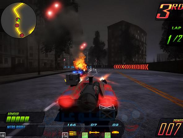 العب خفيفة للكمبيوتر - لعبة Battle Cars