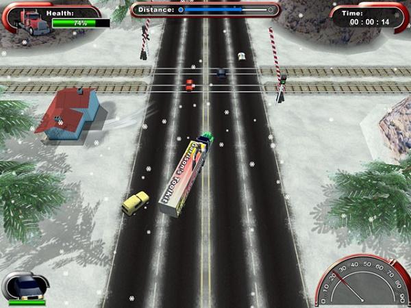 لعبة Mad Truckers