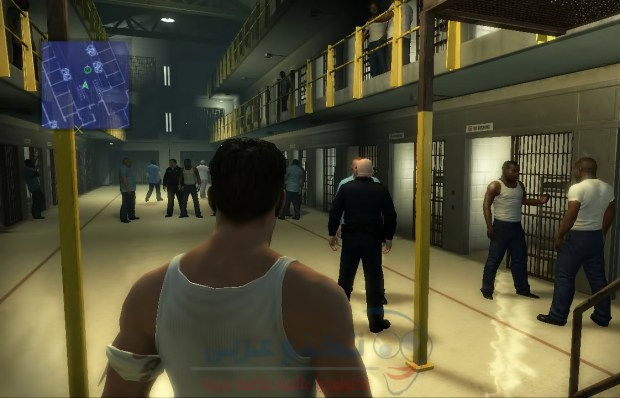 لعبة Prison
