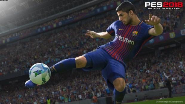 صورة داخل لعبة بيس 2018