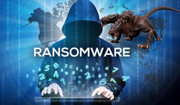 فيروس الفدية ransomware & cerberus