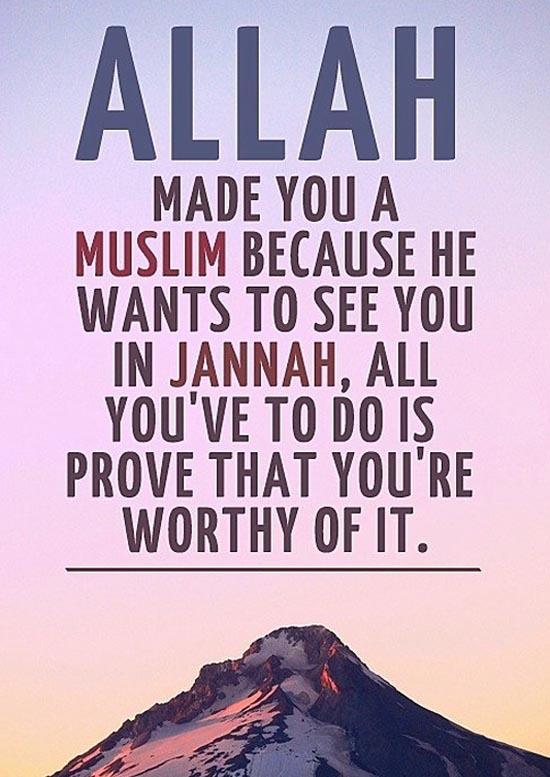 Life Beautiful Quotes Islamic