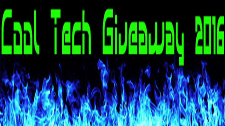giveaway cool tech
