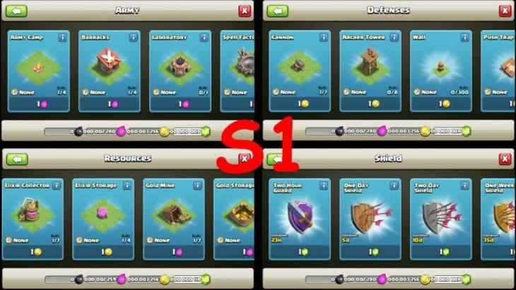 Clash Of Magic – CoC Private Server MOD APK (Unlimited All