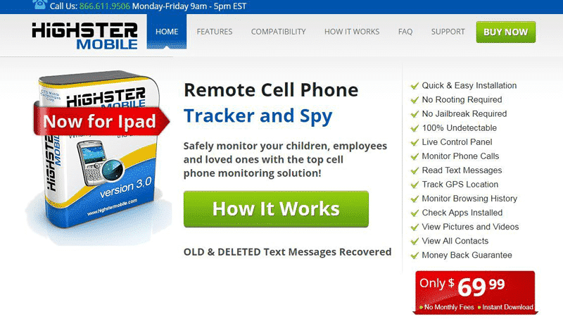 Best Phone Spy Software - 5 Spy App For iPhone And Android [Review]