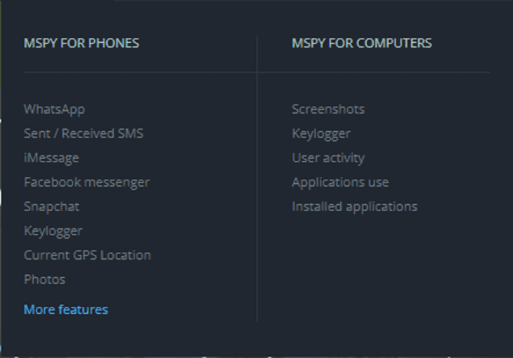 mSpy - The Best Monitoring App for iPhone