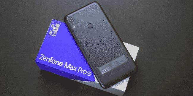 best budget smartphones - Asus Zenfone Max Pro M1