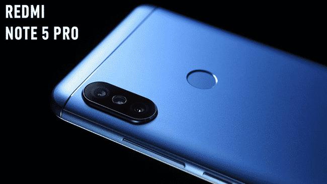 Best Budget Smartphone 2018 - Redmi Note 5 Pro
