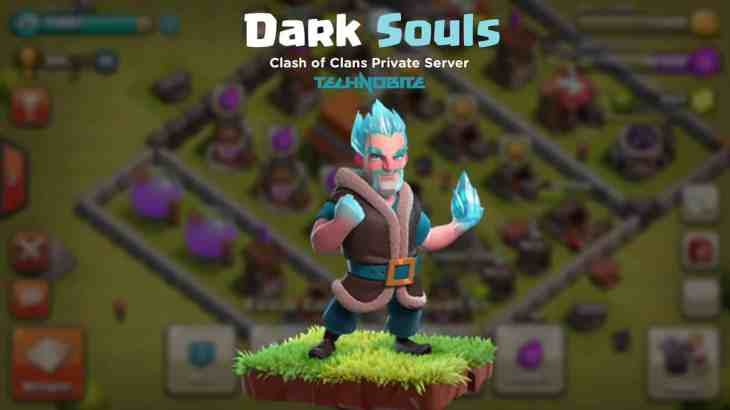 Dark Soul CoC Hack APK - Featured Image (Techno Bite)