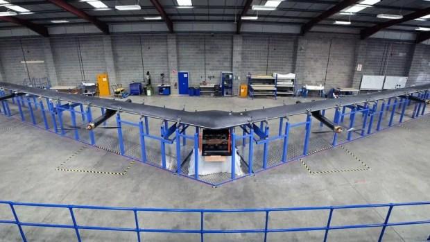 facebook Aquilla drone mark