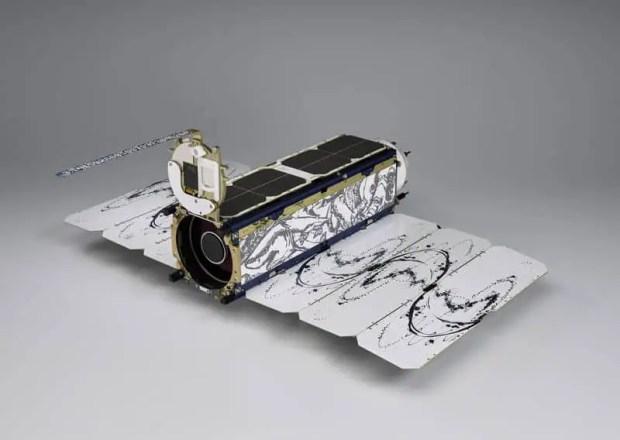 Dove - ISRO PSLV-C37 payload