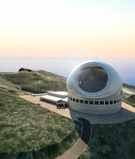 Thirty Meter Telescope (TMT) - Futuristic telescopes